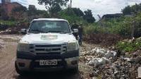 Prefeitura flagra descarte irregular de lixo e multa empresa em R$ 10 mil