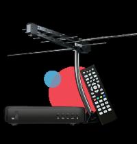 Usuários do Bolsa Família da Serra podem retirar conversor digital