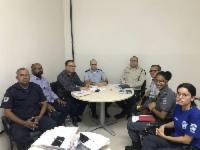 Prefeitura e Polícia Militar planejam ações conjuntas de fiscalização de trânsito