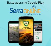 Aplicativo Serra Online