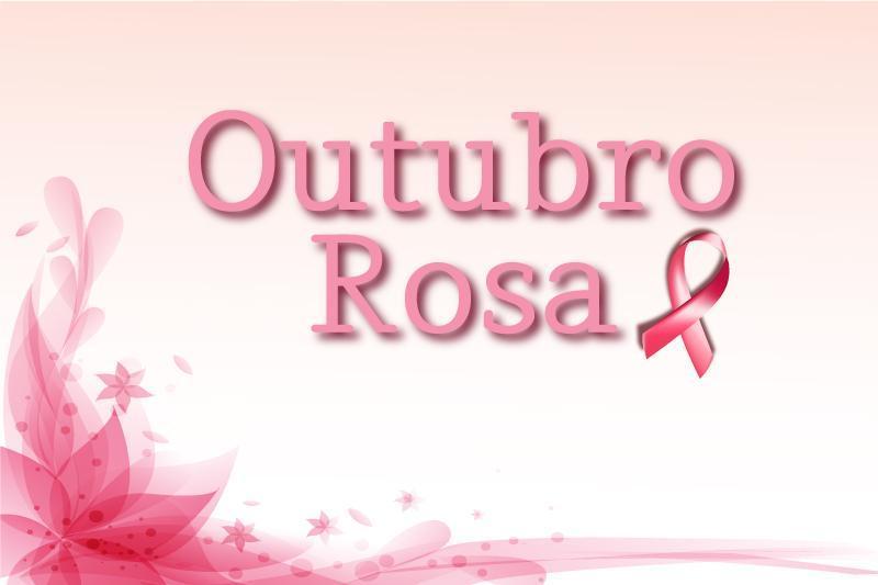 Outubro Rosa na Unidade de Campinho da Serra