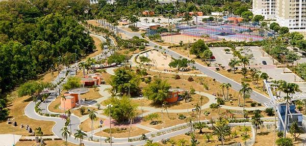 Parque da Cidade (Foto: Gabriel Lordêllo/Arquivo PMS)